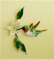 hummingbird crafts