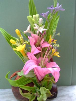 Wild Flower Cold Porcelain Bouquet