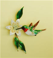 hummingbird crafts